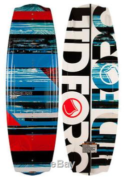 2015 LIQUID FORCE TRIP 134 CM WAKEBOARD WithINDEX BOOTS SIZE 5-8