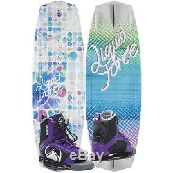 2015 Liquid Force Angel / Plush Wakeboard Package