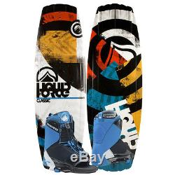 2015 Liquid Force Classic / Transit Wakeboard Package