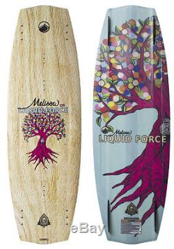 2016 Liquid Force Melissa 135 CM Wakeboard (boat & Cable Park Board)