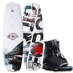 2016 Liquid Force Witness Wakeboard with Transit Bindings