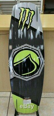 2016 Monster Energy Harley Clifford OneThirtyNine (139) Liquid Force Wakeboard