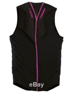 2018 LIQUID FORCE COMP VEST, GHOST COMP WAKEBOARD VEST WOMEN'S Size Small
