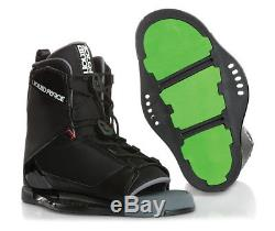 2018 Liquid Force Trip 146 CM Wakeboard With Transit Boots Size 12-15