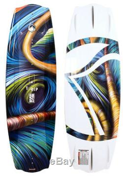 2018 Liquid Force Trip Wakeboard with Index Bindings