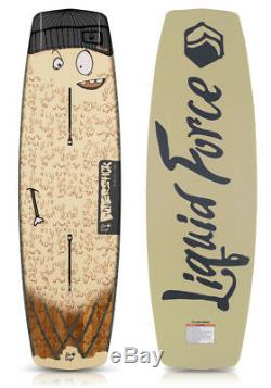 2019 Liquid Force ButterStick Wood Core Park Wakeboard 144 or 148 or 152. 72012