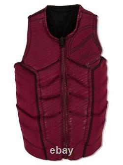 2019 Liquid Force Ghost Comp Ladies Wakeboard Impact Vest, Small. 64076