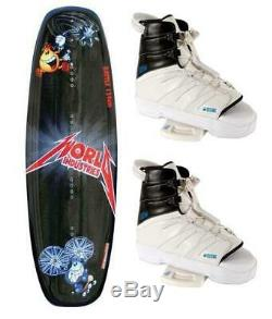 $600 World Industries Liquid Force Wakeboard & Bindings Boots Package Blem B70