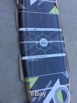 Harley Liquid Force Blank WAKEBOARD 143 Monster Limited Edition 2016