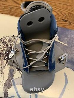 J Star Conformity 126 Wakeboard with Liquid Force Boots and Bindings Gently Used