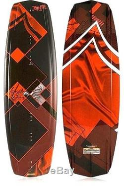LIQUID FORCE JETT WAKEBOARD With FIN - SIZE 136 CM - BRAND NEW