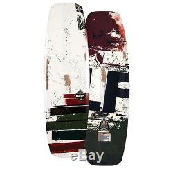 Liquid Force Raph Bwf Wakeboard Color White Size 139 CM New