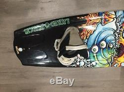 LIQUID FORCE TRIP Wakeboard 138cm J. Redman Marquardt Design with Index Bindings