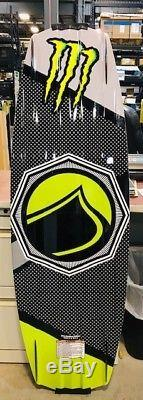 Limited Edition Monster Energy Harley Clifford Liquid Force Wakeboard NEW
