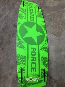 Liquid Force 2017 Rant Wakeboard 125 + Rant Boot 12t-15y