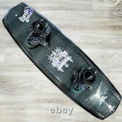 Liquid Force Amber Wing 132cm Women's Wakeboard With Boots & Bindings US 5-7
