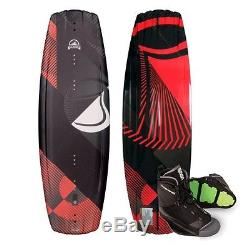 Liquid Force Classic 142 Wakeboard with Transit 10-12 Bindings Package