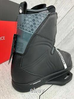 Liquid Force Classic Wakeboard Bindings Boots USA Sizes 8 9 10 11 New In Box
