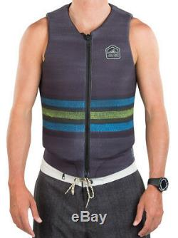 Liquid Force Enigma Competition Wakeboard Impact Vest, S or Medium. 64249