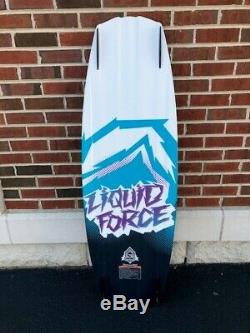 Liquid Force Harley Grind Wakeboard 143 Rode maybe 10 times