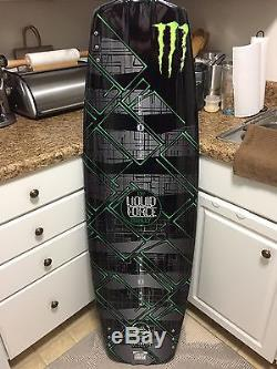 Liquid Force Harley Wakeboard 139 Monster Energy LTD Edition