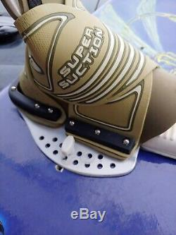 Liquid Force Hyperlite Byerly one fourty Super Suction Bindings