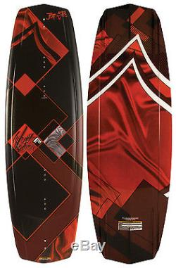 Liquid Force Jett Wakeboard 132 Womens + Liquid Force Alpha Bindings O/S 6-10