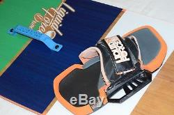 Liquid Force Kite Board 14042 with pads