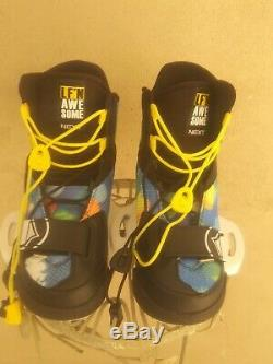 Liquid Force LF'N AWESOME Wakeboard boots Size 8-10