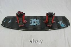 Liquid Force Maven 134 Cm Wakeboard with Liquid Force Size Large Bindings
