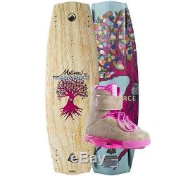 Liquid Force Melissa Hybrid Wakeboard Combo-Size 135cm