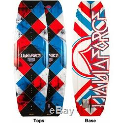 Liquid Force Mens Fusion Bwf Wakeboard - Size 134 - Brand New