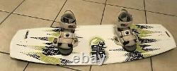 Liquid Force Nemesis 124 Wakeboard with Children's Boots (12Y-15Y)