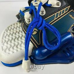 Liquid Force Omni FAST System Wakeboard Bindings Boots Athletic Blue White L
