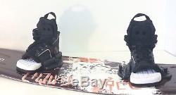 Liquid Force Phenom Wakeboard with Invader Bindings