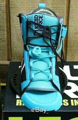 Liquid Force Plush Ladie's Wakeboard Boots, sz. 7-10