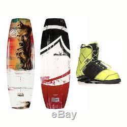 Liquid Force RDX Wakeboard With LTD Faction Bindings 2017