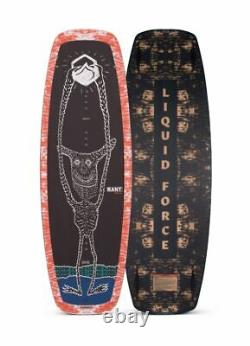 Liquid Force Rant Youth Wakeboard 125