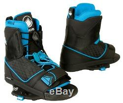 Liquid Force TRIP 130 Wakeboard combo with LF BOB 8-9 Bindings Boots + Vest