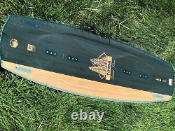 Liquid Force Timba 136 Wakeboard 2019 Boat Cable & Park, All Terrain, Wood Core
