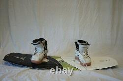 Liquid Force Trip 142 Cm Wakeboard with Boots
