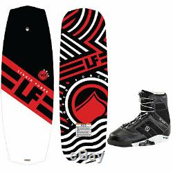 Liquid Force Trip OG Wakeboard Mens + Connelly Bindings