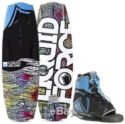 Liquid Force Trip with Index Boot Wakeboard Package