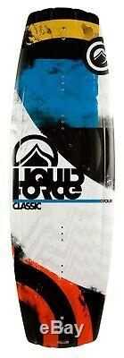Liquid Force WATSON CLASSIC Wakeboard with LF RAPH 8-9 Bindings Boots + Vest