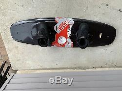 Liquid Force Wakeboard 139 And Close Toe Boots Size 10 1/2, 11, Also Binding