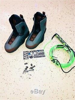 Liquid Force Wakeboard with Hyperlite Cable