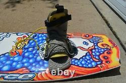 Liquid Force Wakeboard with bindings & boots