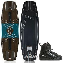 Liquid Force Watson Dose Wakeboard Mens + Liquid Force Bindings