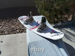 Liquid Force stance 138 Wakeboard Great Condition