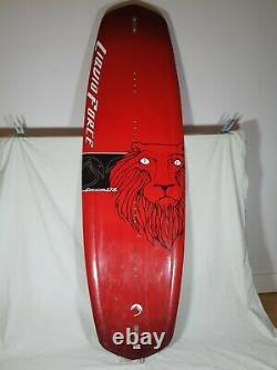 Liquid force Evolution 138 wakeboard- Excellent Condition-Board Only-Made in USA